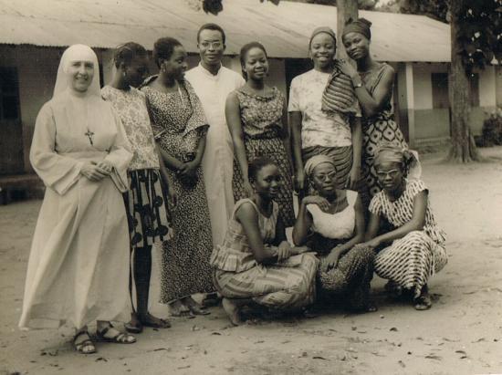 Cotonou 1966