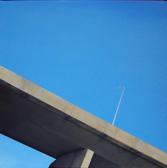 Urban Metz - Toujours sur le Pont 2 (60x60cm)