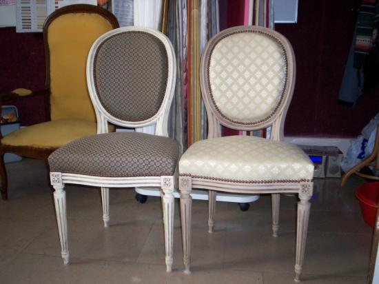 Rfection Chaises Louis XVI