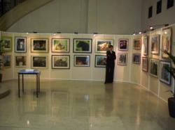 exposition bois colombes