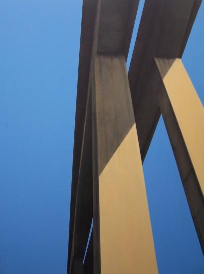 Urban Metz - Ciel Pont Ciel Pont Ciel (98x130)