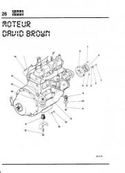 moteur David brown