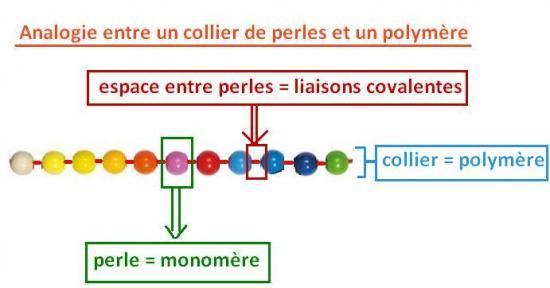 Monomère polymère