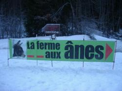 La ferme aux nes de Venosc 
