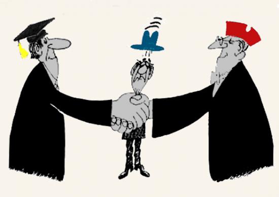 """""""Le client"""" d'après Novinar"""