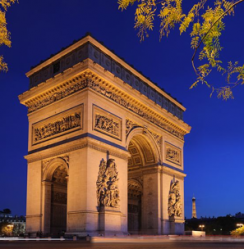 the Triumph Arch - Paris