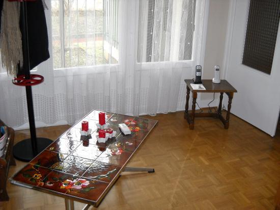 Entrée deuxième appartement