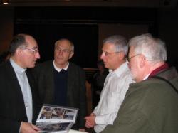 Visite pastorale de Monseigneur Hervé Giraud, évèque de Soissons