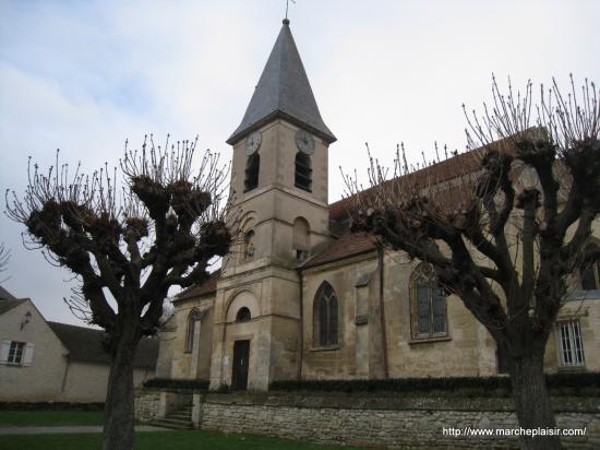 église de Commeny