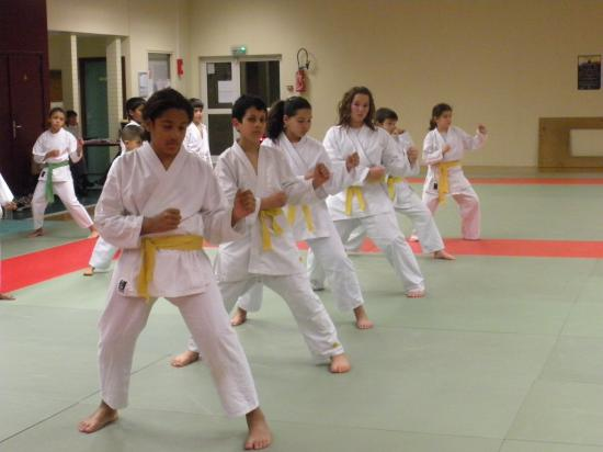 club karate creil