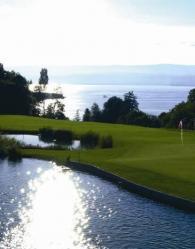 Golf à Evian