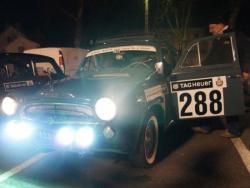403 au Rallye de Monté Carlo Historique