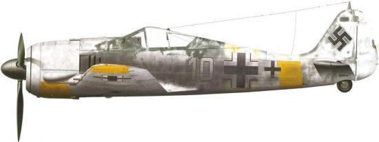 Focke Wulf 190 A-4