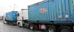 Convoi par camion