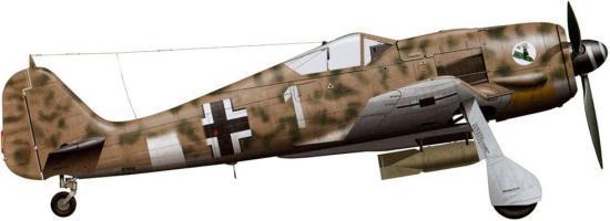 Focke Wulf 190 F