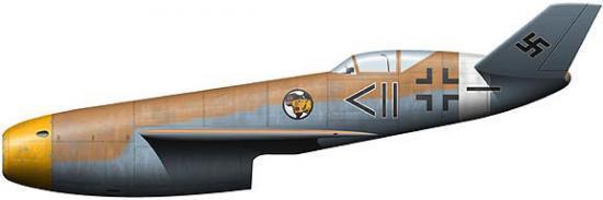 Messerschmitt P.1106