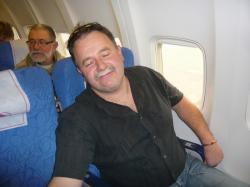 Dans l'avion 1