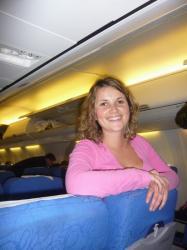 Dans l'avion 2