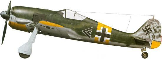 Focke Wulf 190 A-5
