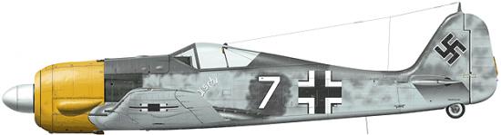 Focke Wulf 190 A-3