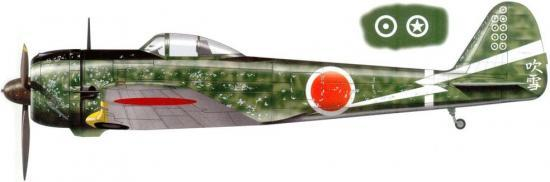 Nakajima Ki 43