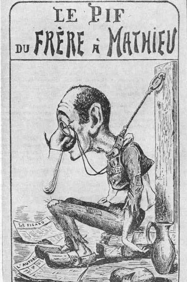 caricature antidreyfusarde