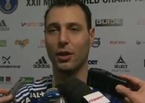 Jérome Fernandez 3 fois champion du monde de Handball