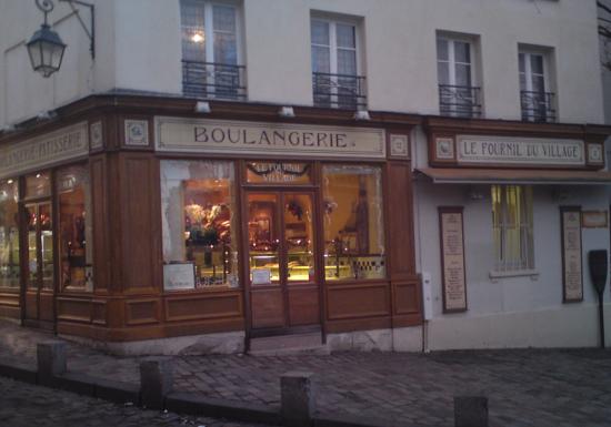 Boulangerie Norvins