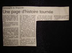 Article Montmorency