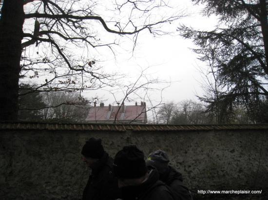 Maison où séjourna Sarah Bernhard à Haravilliers