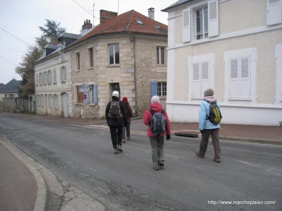 Hénonville, rue Bamberger