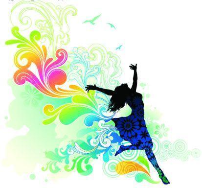 Association ind pen 39 danse - Dessin de danseuse moderne jazz ...
