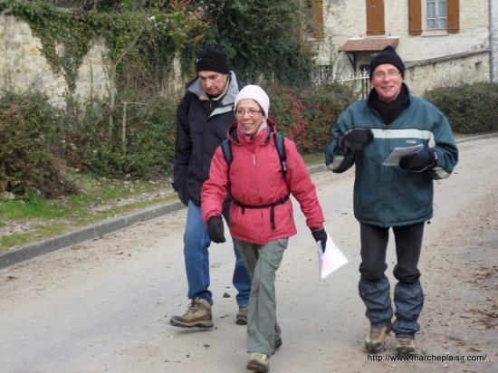 Bernard, Caro, Jean