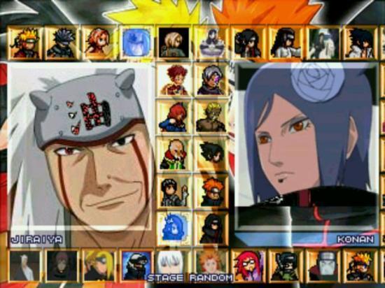 Crea tu videojuego de peleas con los personajes que quieras MUGEN Mugen1