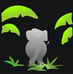 dessin éléphant