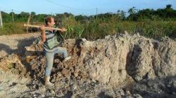 Potier authentique en Guyane