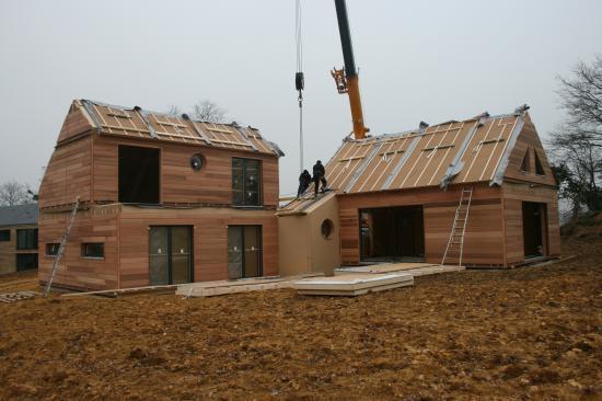 Panneaux de toiture en pente : posés, ouf !