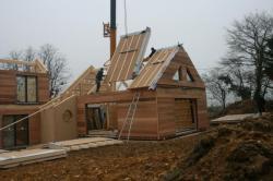 Pose panneau toiture 2