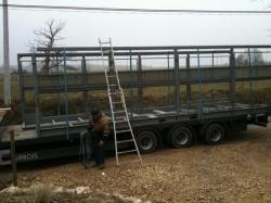 Camion vide