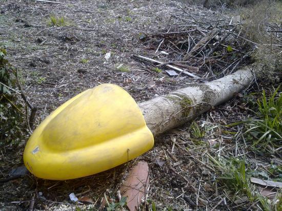 cone de débusquage