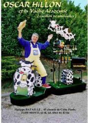 Oscar Hillon et la Vache Académie