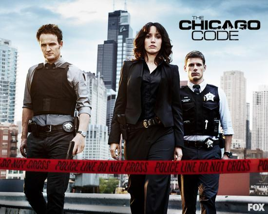 the chicago code wallpaper. wallpaper