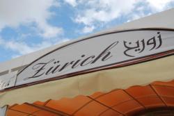 le Zurich salon de thé à djerba