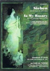 Sieben - In My Rosary 2004