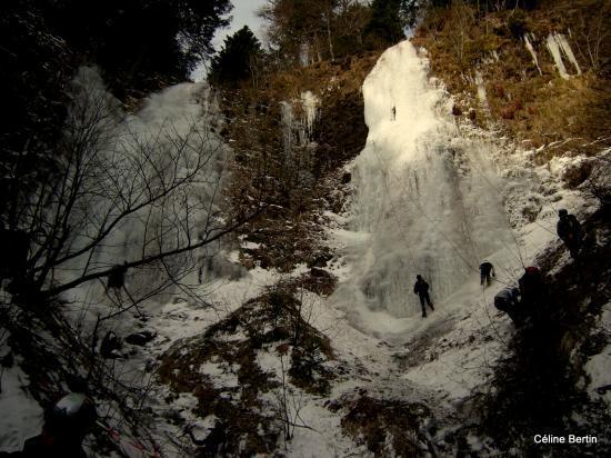 Grandes cascades de la Chèvre