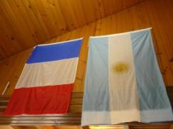 Francia y Argentina, misma lucha! - Ushuaia