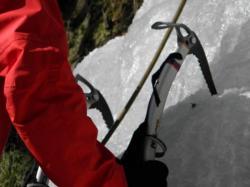 Piolets pour cascades de glace