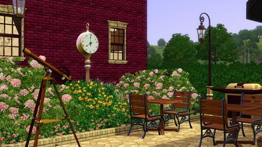 Maison de ville victorienne for Au petit jardin proven