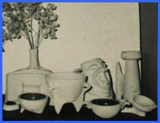 Atelier à Kerlaz (1971).