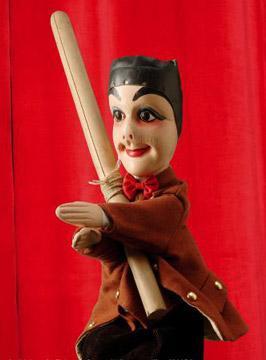 marionnette guignol lyon